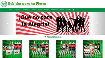 Detalle de www.mojitos.com.ar/