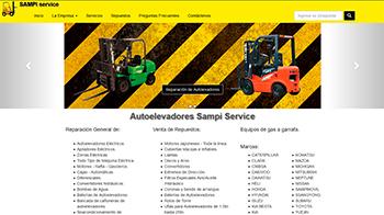 Detalle de www.sampiservice.com.ar/