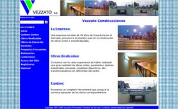 Detalle de www.vezzato.com/